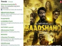 Watch Ajay Devgn Emraan Hashmi Starrer Baadshaho Teaser