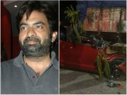 Ravi Teja S Actor Brother Bharath Dies Car Accident