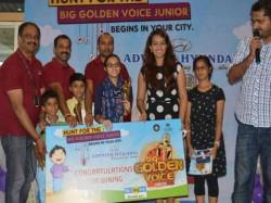 Devika Emerged As The Winner Of Big Fm Mangaluru Golden Voice Junior