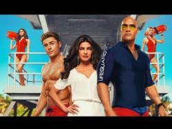Priyanka Chopra And Dwayne Johnson Starrer Baywatch Movie Review