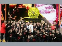 Jackie Chan Stunt Team Completes 40 Years