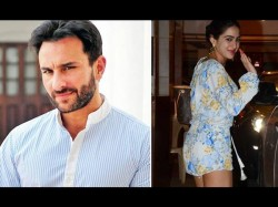 Saif Ali Khan Is Trying To Stop Daughter Sara Ali Khan From Entering Bollywood