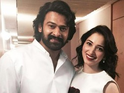 Tamannaah Wants To Romance With Prabhas In A Hindi Film