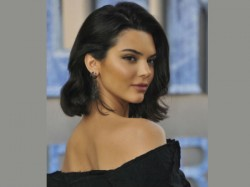 Kendall Jenner Goes Braless On Instagram
