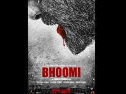 Sanjay Dutt Starrer Most Antisipated Movie Bhomi First Look Released