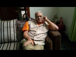 Poet And Playwrights H S Venkateshmurthy Interview