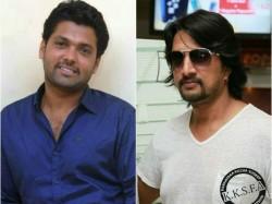 Sudeep Dropped Rakshit Directorial Thugs Of Malgudi