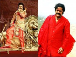 Actor Ravishanker To Play Important Role In Kurukshetra