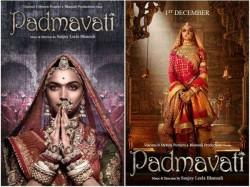 Padmavati Movie First Look Released