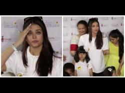 Aishwarya Rai Bachchan Breaks Down At Charity Event