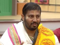 Bigg Boss Kannada 5 Sameeracharya Did Not Insult Brahmin Culture Says His Family