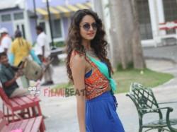 Shanvi Srivastava Wishes To Uppu Huli Khara Movie