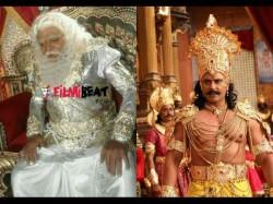 Ambareesh Annoyed With Kurukshetra Movie Team