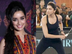 Deepika To Replace Shraddha Kapoor In Saina Nehwals Biopic