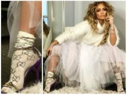 Jennifer Lopez Wears Rs 85000 Socks