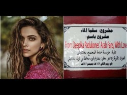 Deepika Padukone Fans Build A Well For Her Birthday