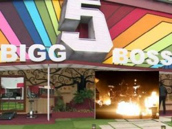 Fire Accident At Bigg Boss Kannada House