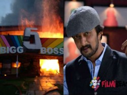 Bigg Boss House Was Shifted To Bengaluru Because Of Kiccha Sudeep