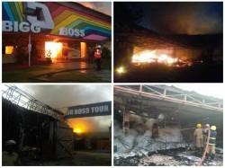 Detailed Report On Fire Accident At Bigg Boss Kannada House