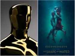 Oscar Awards 2018 The Shape Of Water Movie Wins Best Picture Award