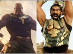 Rana Daggubati On Dubbing For Avengers Infinity War
