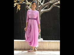 Shanvi Srivastava Started Costume Design Company Of Name Manah Couture