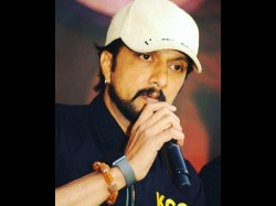 Sudeep Reaction To His Telugu Fan