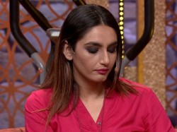 Actress Ragini Dwivedi Spoke About Darshan In No1 Yaari With Shivanna Program