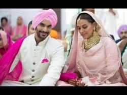Was Neha Dhupia Pregnant Before Marrying Angad Bedi