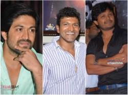Puneeth Rajkumar Yash And Ganesh Will Be The Guests For Kannadada Kotyadhipathi 3 Show