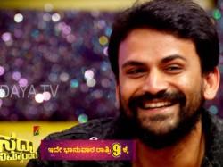 Dhananjaya Remembered His Difficult Days In Sada Nimmondige Show