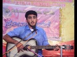 Kannada Young Lyrics Writer Pratap Bhatt Interview