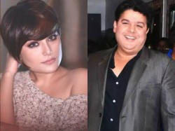 Metoo Simran Suri Accuses Sajid Khan Of Sexual Harassment