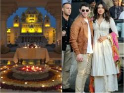 The Taj Umaid Bhawan Palace Is All Decked Up For Priyanka Chopra Nick Jonas Wedding