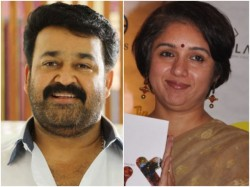 Actress Revathi Unhappy With Mohanlal