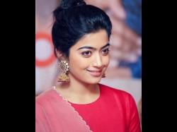 Two Sensational News About Rashmika Mandanna