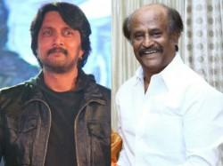 Kannada Actor Sudeep Wishes For Superstar Rajinikanths Birthday