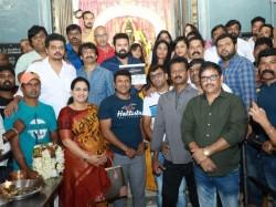 Puneeth Rajkumars Yuvarathna Launched Today