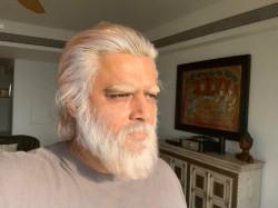 Madhavan Look In Rocketry The Nambi Effect Movie