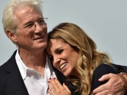 Actor Richard Gere Becomes Father The Second Time At 69