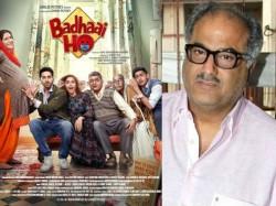 Boney Kapoors Badhaai Ho Releasing In Four Languages