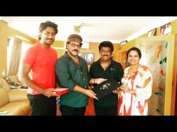 Ravichandran Invited Jaggesh To His Daughter Wedding
