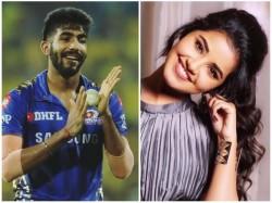 Actres Anupama Parameswaran Fall In Love With Indian Cricketer Jasprit Bumrah
