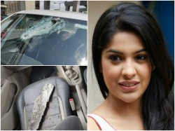 Malayalam Actress Archana Kavi Has Escape From Road Accident