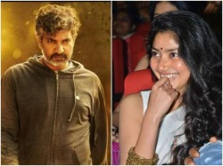 Sai Pallavi Female Lead In Rrr Movie