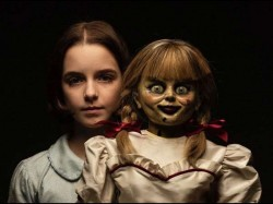 A Man Died While Watching Annabelle Comes Home Movie