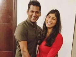 A Rumors Around The Vishal Engagement