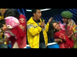 Singer Neha Kakkar Kissed By Contestant In Indian Idol Reality Show