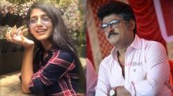 Kannada Actor Jaggesh Upset About Malayalam Actress Priya Varrier