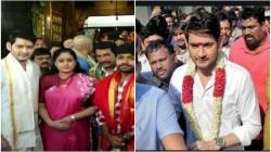 Mahesh Babu And His Film Team Visited Tirupati Without Rashmika Mandanna
